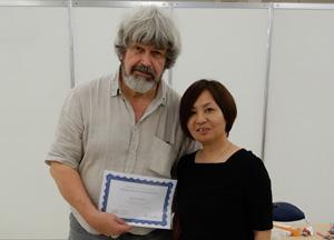 フラワーデザイン講師:島谷 恭子